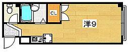 FOREST21III[401号室]の間取り