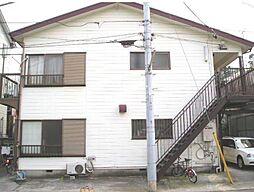 大和町ハイツ[202号室]の外観