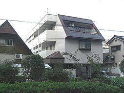 ハイツ武庫川[203号室]の外観