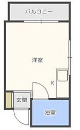 白木原駅 2.0万円