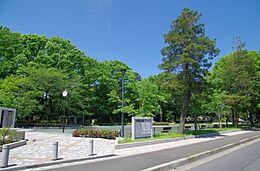 公園将軍池公園まで850m
