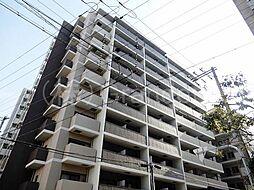 レジュールアッシュ大阪城ノルド[9階]の外観