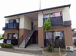 山口県下関市富任町7丁目の賃貸アパートの外観
