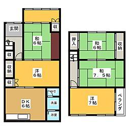 佐屋駅 6.5万円