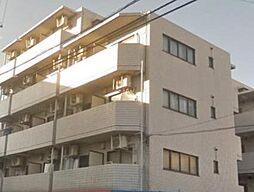 東京都世田谷区給田3丁目の賃貸マンションの外観