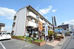 兵庫県伊丹市山田2丁目の賃貸アパートの外観