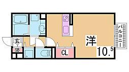 鈴蘭台駅 3.3万円
