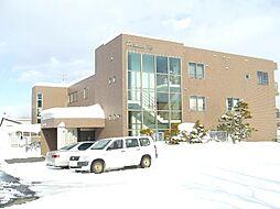 北海道札幌市清田区清田三条2丁目の賃貸マンションの外観