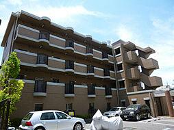 兵庫県西宮市小松北町2丁目の賃貸マンションの外観