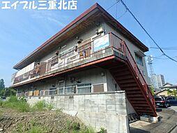 末広荘[2階]の外観