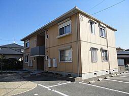 福岡県福岡市早良区田村7丁目の賃貸アパートの外観