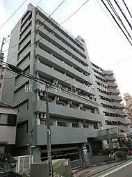 ヴァンハウス吉野町[10階]の外観