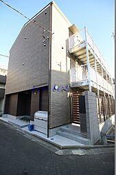 JR横須賀線 武蔵小杉駅 徒歩10分の賃貸アパート