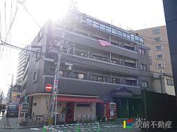 リヴァーオンステイツ[2階]の外観
