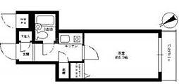 ライオンズマンション横浜山手[3階]の間取り