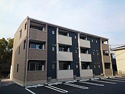JR山陽本線 庭瀬駅 徒歩12分の賃貸アパート