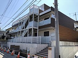 踊場3分矢部町新築マンション[106号室]の外観