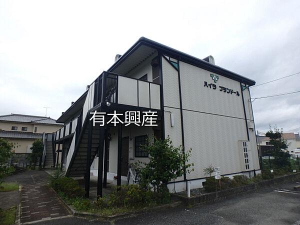 ハイツブランドール 1階の賃貸【兵庫県 / 姫路市】