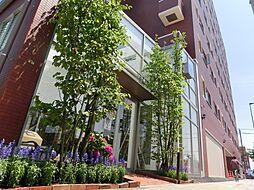 クオーツマンションの外観画像