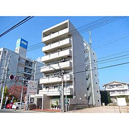 広島県広島市佐伯区楽々園2の賃貸マンションの外観