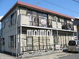 シティハイムサンふじ[1階]の外観