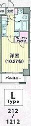 大阪府大阪市北区大淀北2丁目の賃貸マンションの間取り