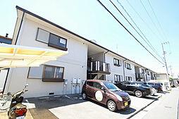広島県安芸郡府中町宮の町2丁目の賃貸アパートの外観