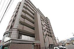 広島県福山市春日町1丁目の賃貸マンションの外観