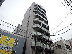 フェルクルールプレスト上野根岸[902号室]の外観