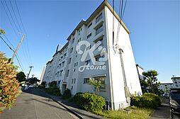 兵庫県神戸市須磨区高倉台6丁目の賃貸マンションの外観