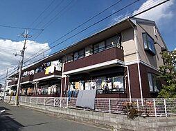 兵庫県伊丹市鴻池2丁目の賃貸アパートの外観