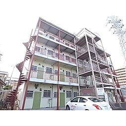 奈良県橿原市地黄町の賃貸マンションの外観