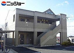 岐阜県各務原市三井北町2丁目の賃貸マンションの外観