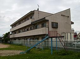 兵庫県加古川市野口町坂元の賃貸マンションの外観