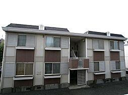 サンハイツ新井D[102号室]の外観