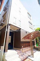 神奈川県横浜市南区通町4丁目の賃貸アパートの外観