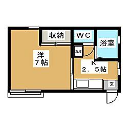 【敷金礼金0円!】フィレンツェ南大井