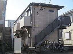 ヒルクレスト[1階]の外観