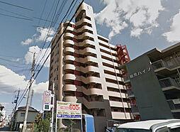 鶴見緑地ハイツ弐番館[9B号室]の外観