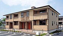 兵庫県神戸市須磨区一ノ谷町2丁目の賃貸アパートの外観