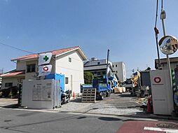 大阪府八尾市木の本2丁目の賃貸アパートの外観