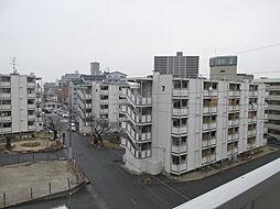 ビレッジハウス10号棟[5階]の外観
