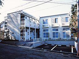 レオパレスJUN[2階]の外観