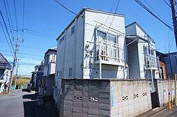 東三田コーポ[1-A号室]の外観