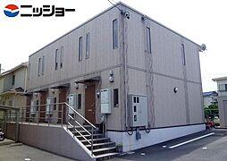 [タウンハウス] 愛知県名古屋市緑区姥子山4丁目 の賃貸【愛知県 / 名古屋市緑区】の外観