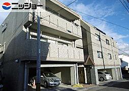 ハイツ福寿草[1階]の外観