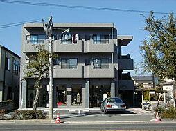 長野県松本市元町1丁目の賃貸マンションの外観