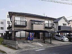 フォーレス永島[102号室]の外観