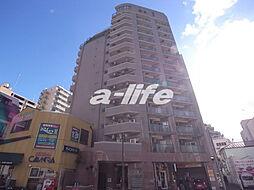 ロイヤルヒル神戸三ノ宮Ⅱ[4階]の外観