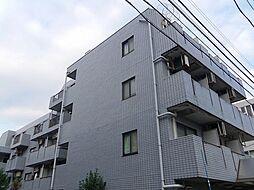 神奈川県川崎市中原区下小田中1の賃貸マンションの外観
